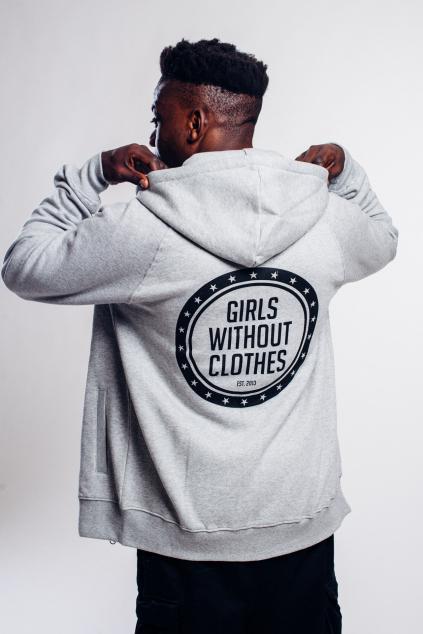 Pánská hoodie s logem