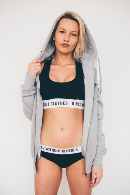Dámská hoodie s logem